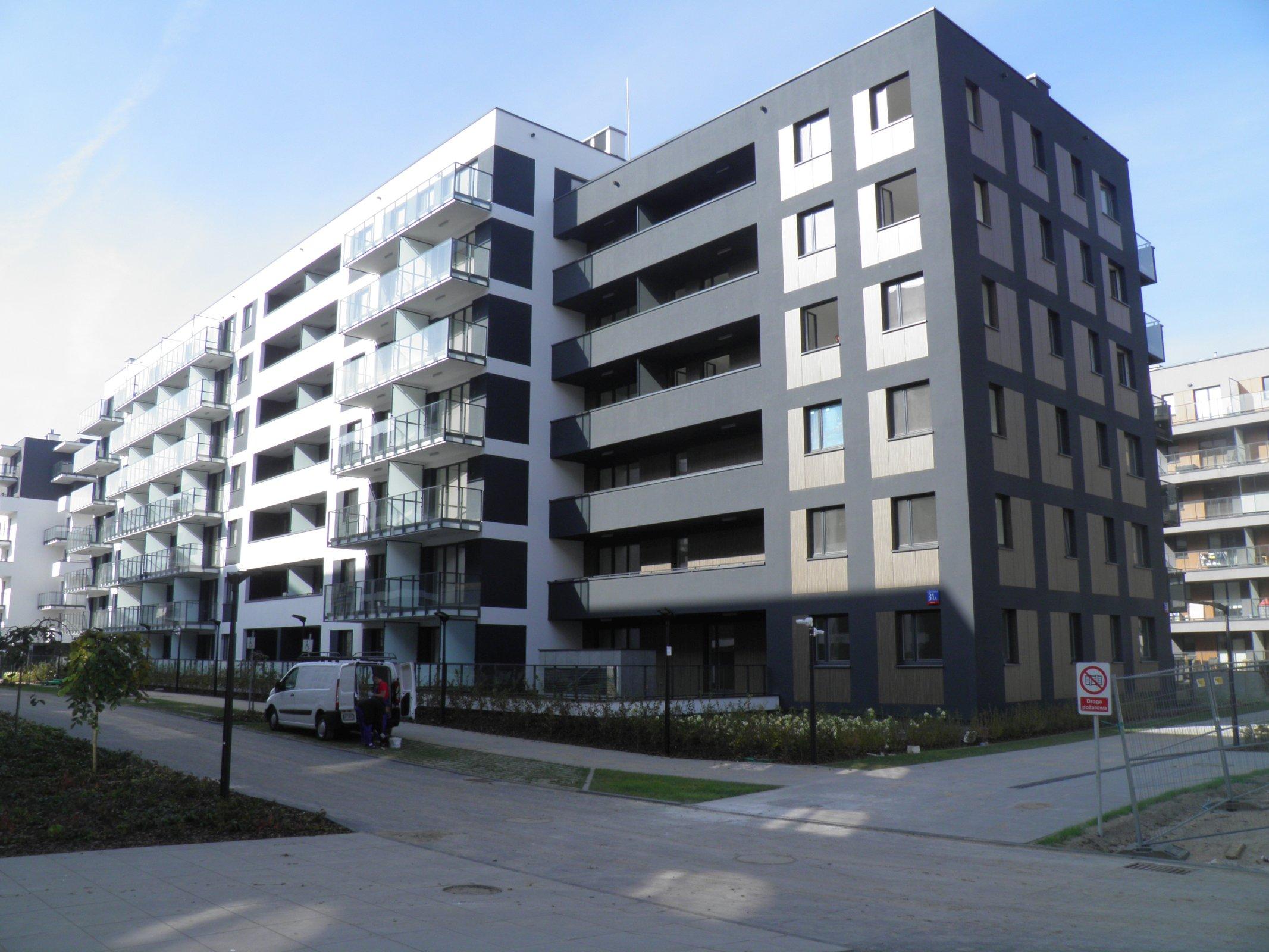 STACJA KAZIMIERZ - budynki mieszkalne nr 3, 4a i 4b